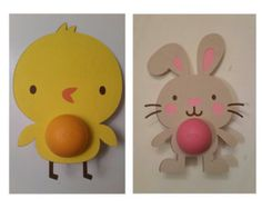 Pdf eos lip balm cards eos easter cards easter gifts easter eos lip balm card bunny or chick negle Images