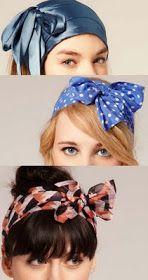 Ricota Não Derrete: Como usar lenço no cabelo