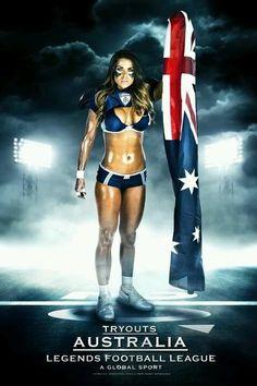 Chelsy Skaw Australia Tour Tryouts 2013