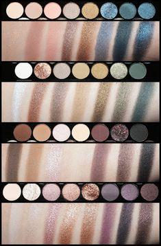 Fortune favours the brave palette - Makeup Revolution