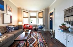 Before & After: A Logan Square Stunner for the Color-Averse | Design*Sponge