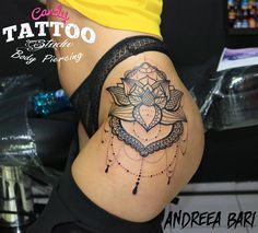 sexy mandala ass tattoo ideas beautiful constanta