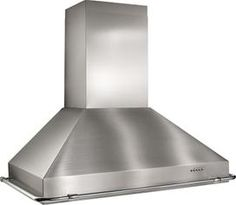 "View larger image. 35 7/8"" - Stainless Steel Range Hood with Multiple Exterior/In-Line Blower Options"