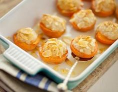 Apricots appetizer photo by Suzie Banks / Getty Images