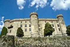 Castello Odescalchi a Bracciano, Roma