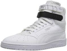 PUMA Women's Sky II HI SF Texture Wn's Basketball Shoe > You can get more details here : Basketball shoes