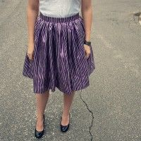 Free Skirt Sewing Patterns - over 100 - So Sew Easy