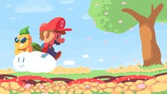 An Illustration Outlet: My complete Paper Mario set, with all of the...