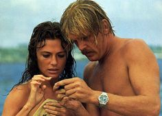 Nick Nolte: Rolex Submariner: The Deep (1976)