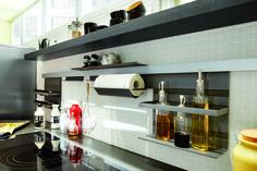 Keuken I Achterwand I Railingsysteem