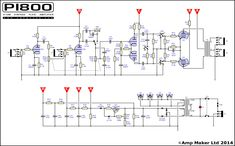 Diy Electronics, Electronics Projects, Tesla Logo, Nicolas Tesla, Valve Amplifier, Electronic Circuit Projects, Magic Eyes, Built In Speakers, Vacuum Tube