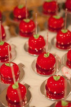 Mini maçãs do amor
