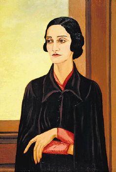 Luisa_Gonzalez- Retrato de Ma. Goicoechea