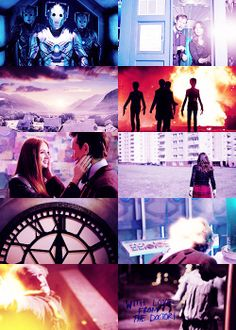 doctor who - time of the doctor.