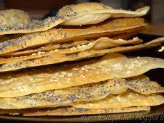 L'ingrediente perduto: Pane senza lievito...Pane armeno
