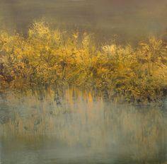 Marsh Flowers #art