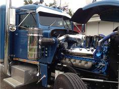 1971 Peterbilt 359EXHD Detroit 12V71 Peterbilt 359, Peterbilt Trucks, Mack Trucks, Big Rig Trucks, Dump Trucks, Chevrolet Trucks, Cool Trucks, Custom Big Rigs, Custom Trucks