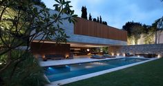 Ips house in So Paulo by StudioMK27 - Marcio Kogan