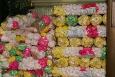 Colaciones: A sweet Candy from Buga Valle