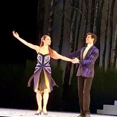 The Lovers' Garden: Nicoletta Manni e Roberto Bolle - Teatro Alla Scala - April 2016
