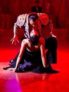 Sergey and Melia
