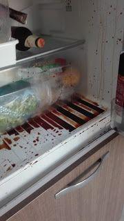 VITA DA...PRINCIPESSE: Caffè vs frigorifero