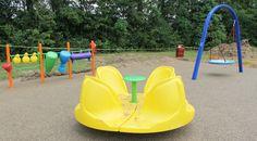 special+needs+playground+equipment | Molino Park Special Needs Playground Equipment Installed