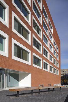 ROC van Amsterdam # Claus en Kaan Architecten
