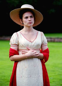 Mansfield Park 2007, Hayley Atwell as Mary Crawford