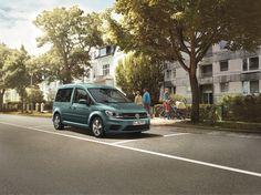 VW Caddy Edition 35 - Angeschwärzter Sonderling
