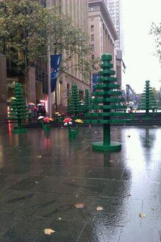 Lego Forrest. Kszy Kszy
