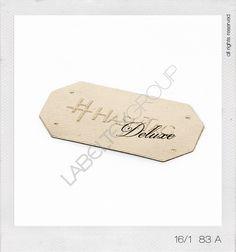 Collezione Emotion 16/1 #labeltexgroup #badge #patch