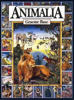 Carole's Chatter: Animalia by Graeme Base Best Children Books, Childrens Books, Books Australia, Earth Book, Muppet Babies, Children's Picture Books, Detail Art, Love Reading, Book Illustration