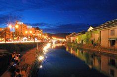 小樽 夜景