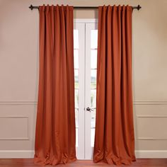 Half Price Drapes Plush Blackout Curtain Panels & Reviews | Wayfair