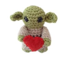 Amigurumi Star Wars Gratuit : Star wars chewbacca aka chewie amigurumi