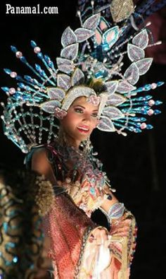 possible costume for Carnaval, why not?
