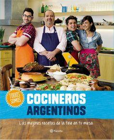 Libro Cocineros Argentinos