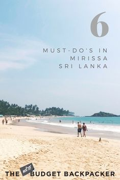 If you're heading to Sri Lanka's favourite beach destination, here are all the things to do in Mirissa. // mirissa beach sri lanka, mirissa beach hotels, mirissa accommodation, Mirissa Sri Lanka hotel, mirissa sri lanka beach, most beautiful beaches in sri lanka, best restaurants in mirissa, top places in sri lanka, things to do in mirissa sri lanka, places to stay in mirissa, what to do in mirissa sri lanka, places to visit in mirissa, travel mirissa, mirissa travel, mirissa activities