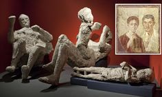 Sin City: It's the most moving exhibition of the year, capturing the moment entire families were burnt alive in Pompeii. But it also reveals...