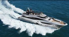 Monte Carlo Yachts MCY105