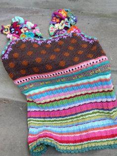 Vergissmeinicht: Knits and crochet