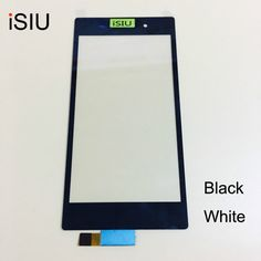 >> Click to Buy << iSIU For Sony Xperia Z1 Touch Screen L39h C6902 C6903 C6906 Z 1 Mobile Phone Touch Panel Digitizer Glass Lens NO LCD DISPLAY #Affiliate