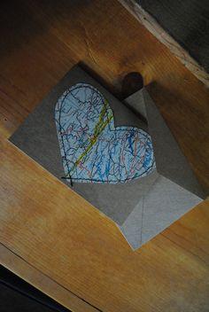 The Love of Travel Stationery set of three by joymalicki on Etsy