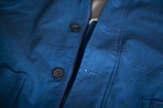 Product | Soho Sport Jacket by Zanerobe - I like the functionality of a zipper/button option.