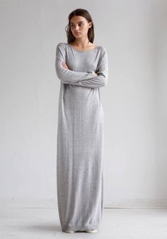 4a90946acac55a8c91187507ed0057e7--maxi-dress-styles-grey-maxi-dresses.jpg (672×960)