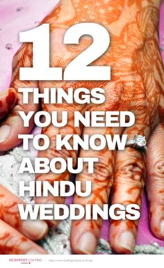 12 things you need to know about Hindu weddings http://huff.to/1gSRtEU