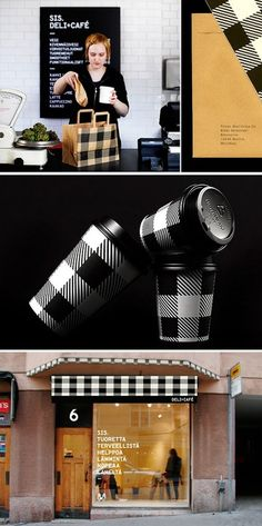 VI/packaging/branding/graphic design:Cafe