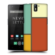 Head Case Designs Vintage Hued Tiles Protective Snap-on Hard Back Case Cover for OnePlus One