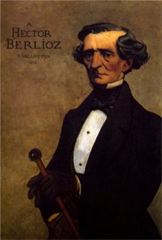 Portrait of composer Hector Berlioz, 1902 - Felix Vallotton - WikiPaintings.org. So wonderful.
